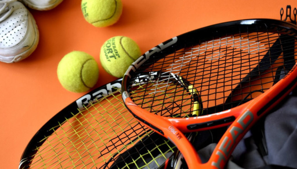 Tennis equipment is one way to boost pro shop revenue